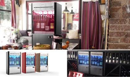 Advineo Shop pour le service du vin au verre