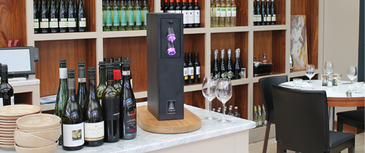 Equipement pour le vin au verre LaTour by Advinéo