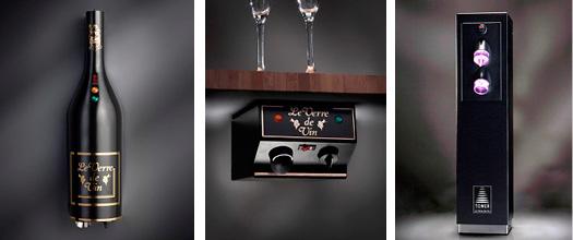 Equipements professionnels pour le vin au verre conservation vins et champagne