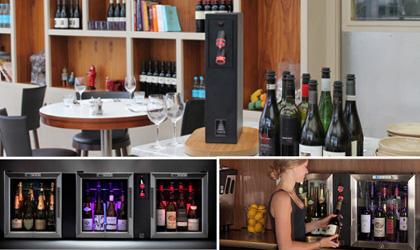 LaTour by advineo pour le service du vin au verre