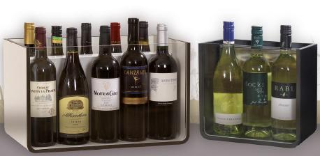 Vineocooler le rafraichisseur de vin design et innovant - Temperature ideale salon ...