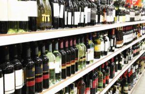 Equipement pour le vin en grande distribution