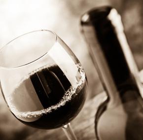 conservation du vin par le vide