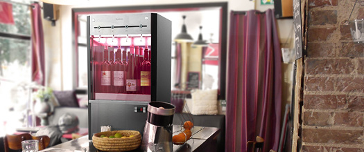 AdvineoShop wine dispenser 4 bottles