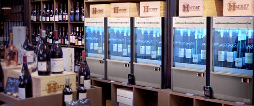 AdvineoShop wine dispenser for wine by the glass